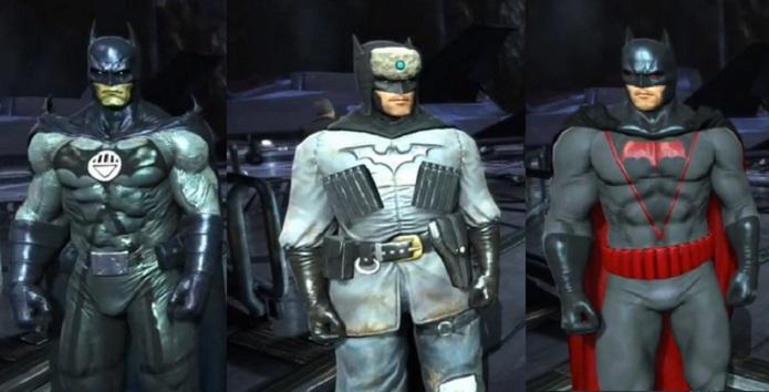 Batman em Arkham Origins  como conseguir todos os uniformes do herói ... eae7e0b4f9