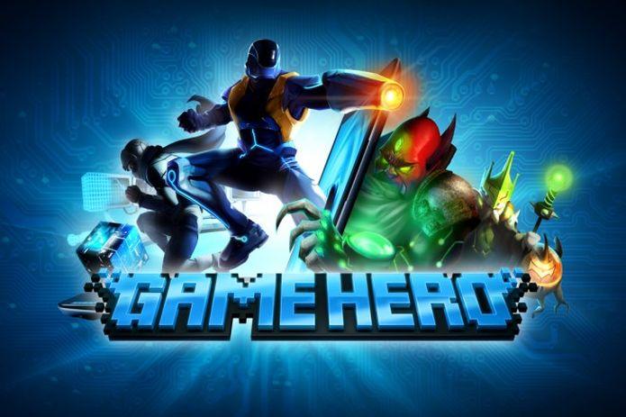 Game Hero é um advergame voltado para jogadores oldschool (Foto: Divulgação)