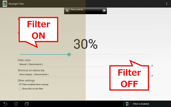 Aplicativo Bluelight Filter adiciona filtro ao Android e protege a ... af104cf234