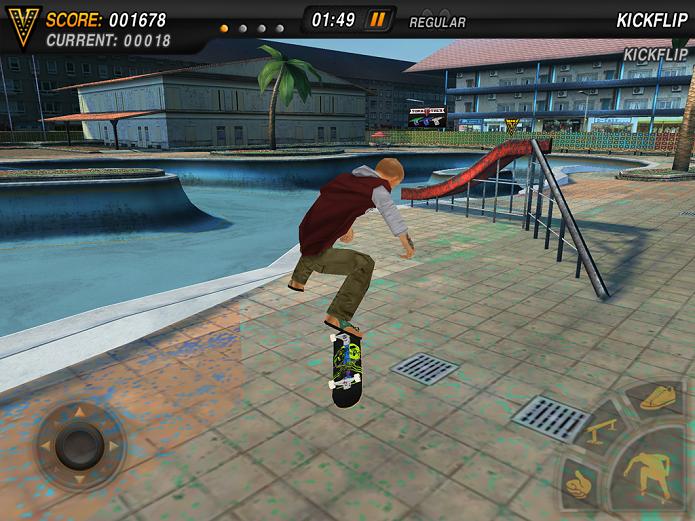 jogos de skate para celular java 320x240