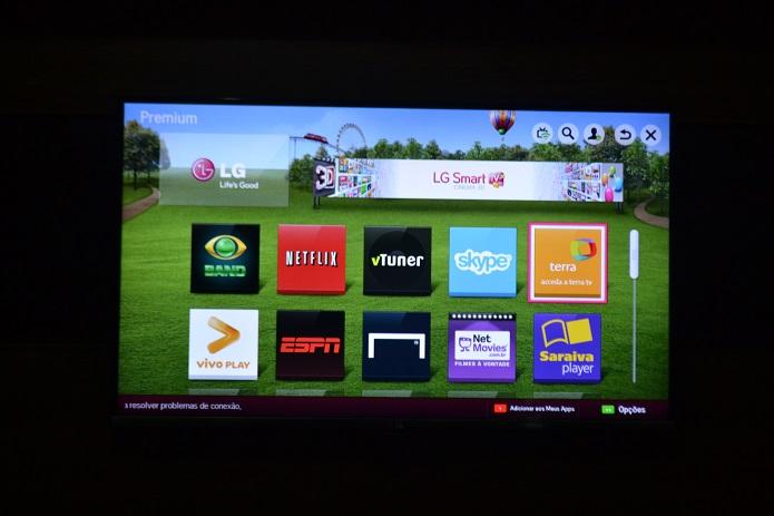 Como baixar ou ver filmes online nas Smart TVs da LG   Dicas e