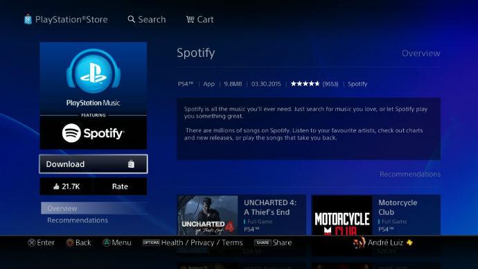 Spotify: confira como usar o app para ouvir música no