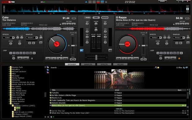 programa para mixar musicas no pc
