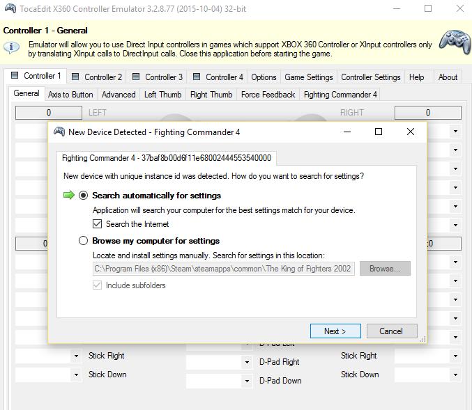 X360ce: como configurar o emulador de controle no PC   Dicas