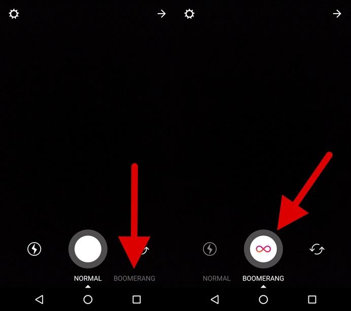 db7c5fc09f7f9 Como fazer Boomerangs direto do app do Instagram   Dicas e Tutoriais ...